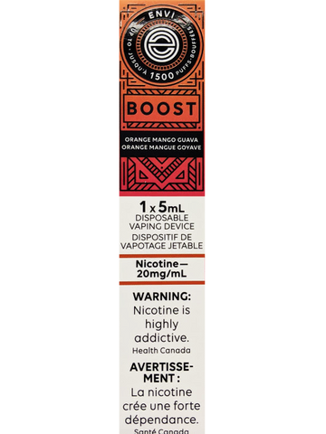ENVI BOOST ORANGE MANGO GUAVA
