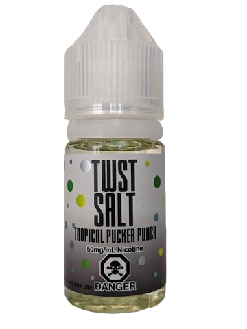 TWIST SALT ICED PUCKER PUNCH
