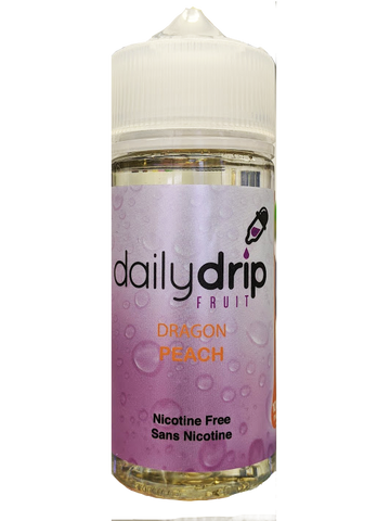 DAILY DRIP DRAGON PEACH E LIQUID CANADA
