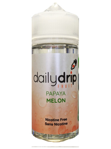 DAILY DRIP PAPAYA MELON E LIQUID CANADA
