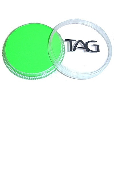 Tag Neon Green