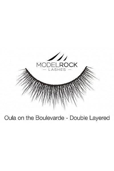 ModelRock Signature Range Dbl/Layer Oula on the Boulevarde