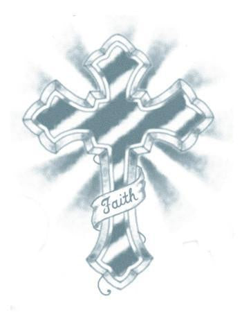 Large Cross (Faith)