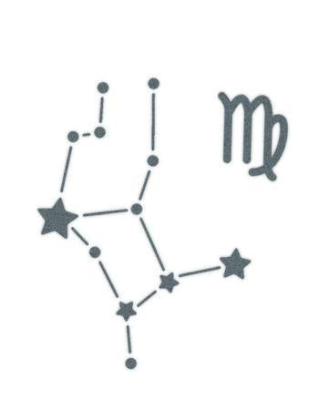 Virgo Sign Constellation Stars