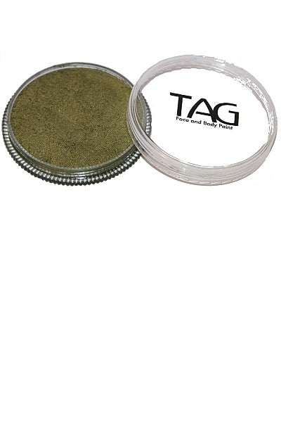 Tag Pearl Bronze Green