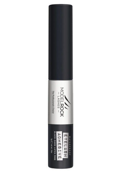Latex Free Adhesive With Brush- Dark