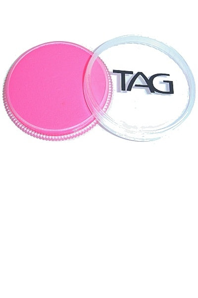 Tag Neon Pink