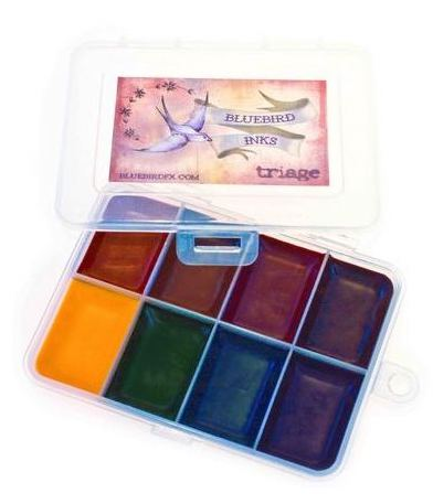 Ink Palette - Triage