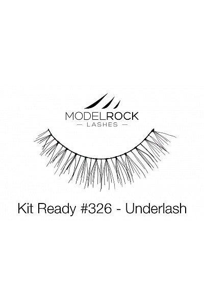 ModelRock Kit Ready Underlash #326