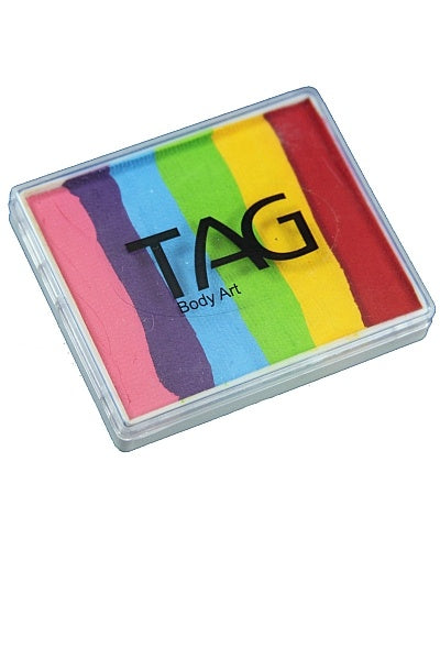 Tag Split Cake Rainbow
