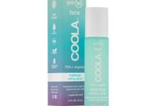 COOLA Makeup Setting Spray SPF30