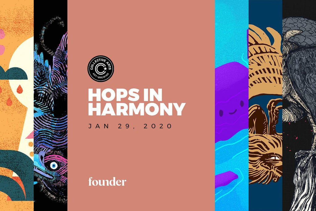 Hops in Harmony (Jan 29)