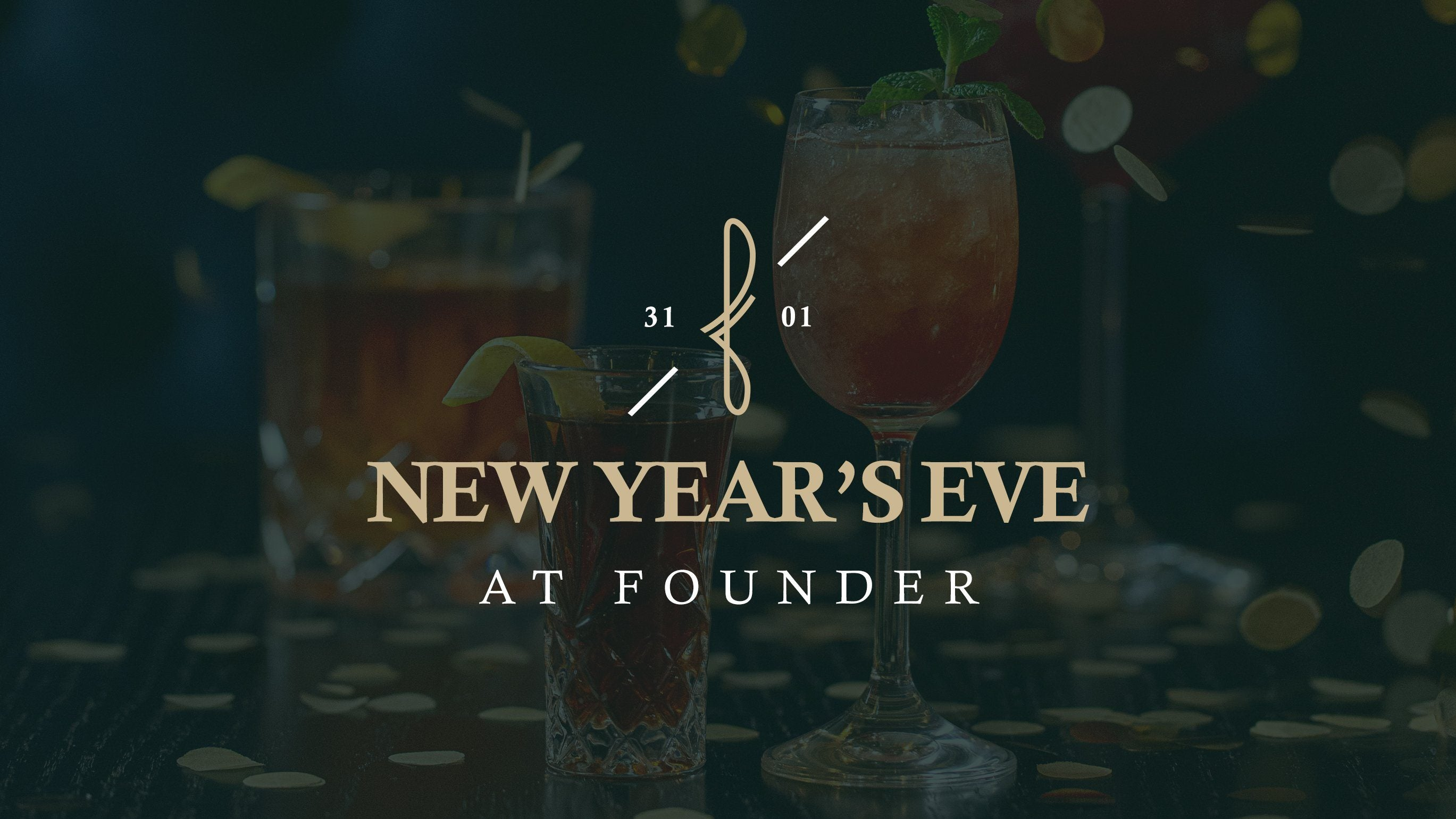 New Year's Eve at Founder 2018