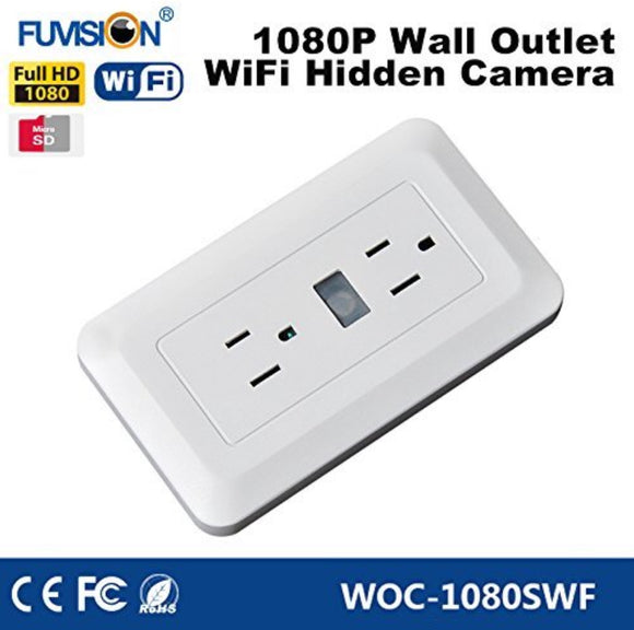 Wi-Fi Hidden Camera,Electrical Outlet Design