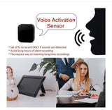Mini Voice Recorder - Voice Activated Recording - 286 Hours Recordings