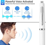 Voice pen Digital Voice Sound Activated Recorder,TOOBOM Mini Voice Recorder