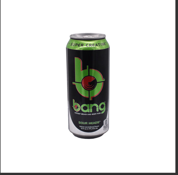 BANG CAN WITH HIDDEN CAMERA - FREE 16GB MICROSD CARD INCLUDED!