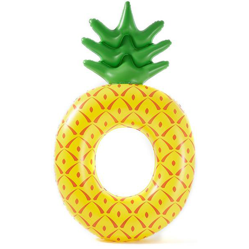 lush pineapple ring pool float lush floats