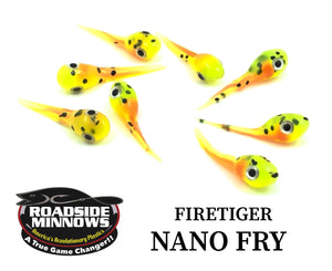 Hot New Nano Colors!
