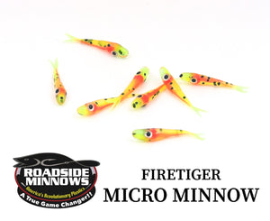 Micro Minnow - Roadside Minnows