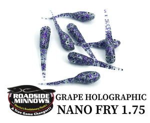 Nano Fry 1.75 - Roadside Minnows