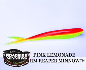 "RM Reaper Minnow™️ 4"" - Roadside Minnows"