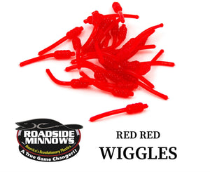 Wiggles - Roadside Minnows
