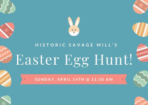 Easter Egg Hunt! April 14th (11:30 am - 3 pm)