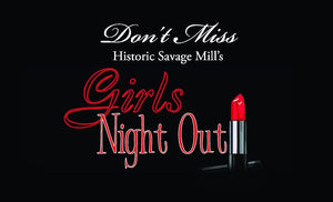 Girls Night Out Thursday May 2nd!! (4pm to 8pm)