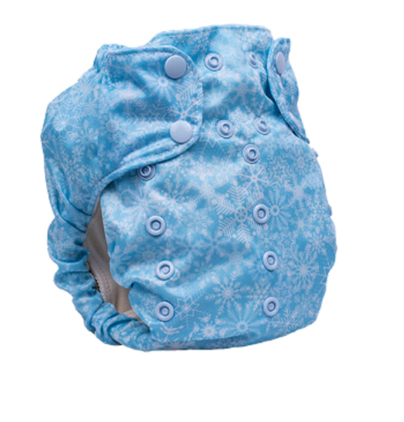 SmartBottoms Dream 2.0 AIO Cloth Diapers - Organic/Hemp