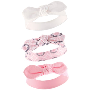3-pack Headbands - Ornamental (Not Organic Cotton)