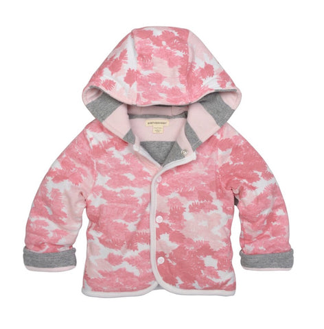 Hooded Reversible Coat