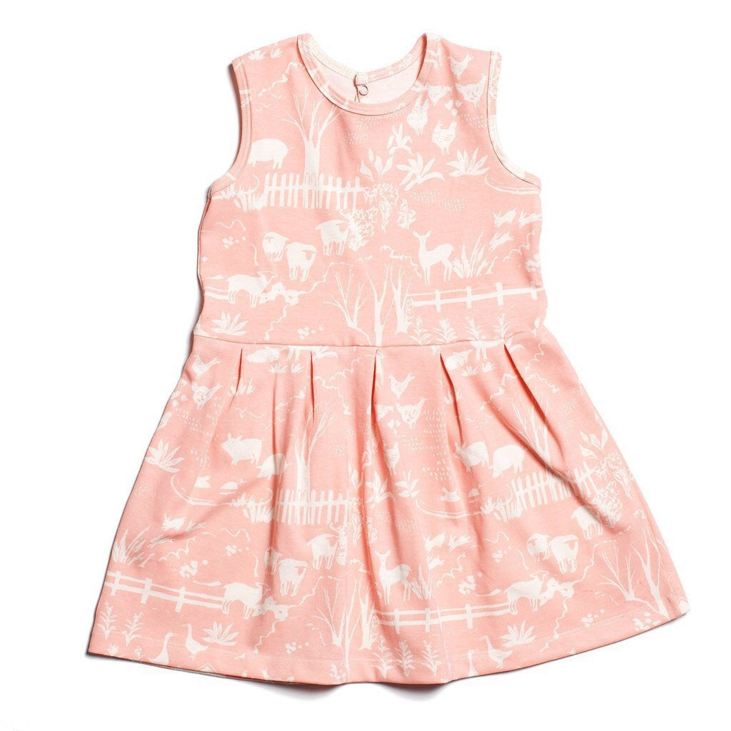 The Farm Next Door Blush Essex Dress