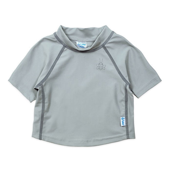 Rashguard Swim Shirt Gray