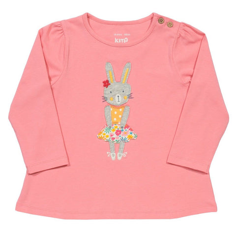 Bunny Ballerina Tunic Top