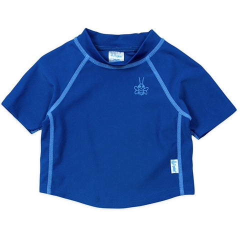 Rashguard Swim Shirt Blue
