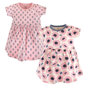 Blossoms Dresses- 2 Pack