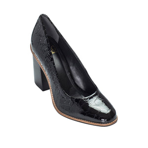 Piazze Grande court shoe - Booty Shoes