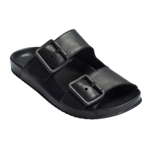 Rundholz  Black Label  Buckle  Slide - Booty Shoes