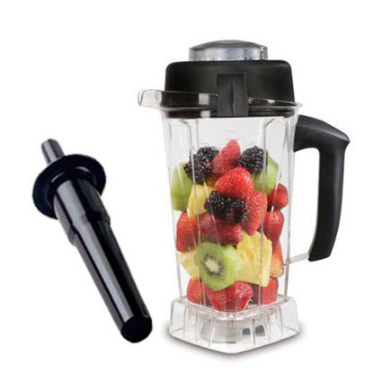 Vitamix Wet Blade Container with lid and blade with Tamper (64oz / 2L) 061050