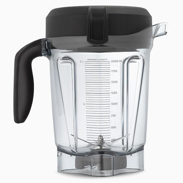 Vitamix (Low Profile) Container with lid and blade (64oz / 2L)