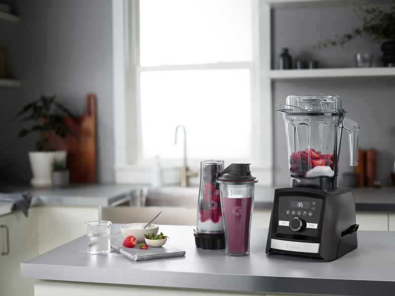 Vitamix Ascent Series A3500i - Black Stainless - Limited Edition