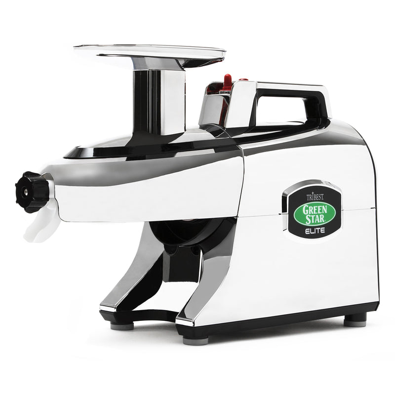 Greenstar Elite Twin Gear Cold Press Juicer