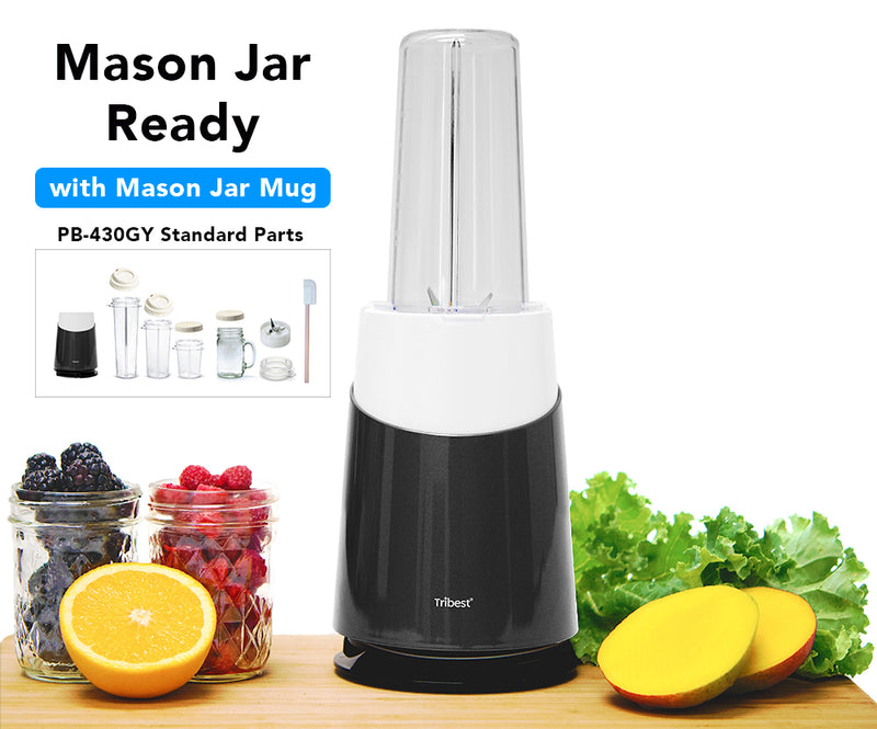 Tribest Personal Blender II - Mason Jar Ready