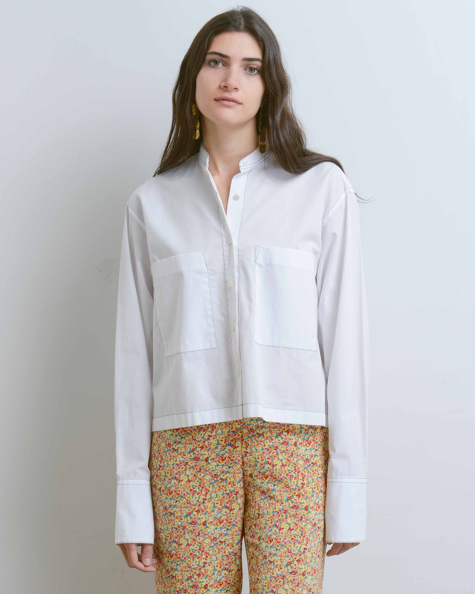 Judith Double Pocket Shirt