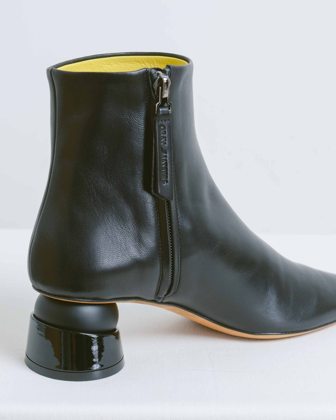 Black YoYo Boot