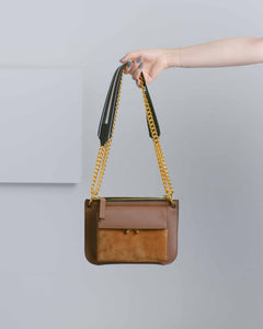 Bandoleer Shoulder Bag