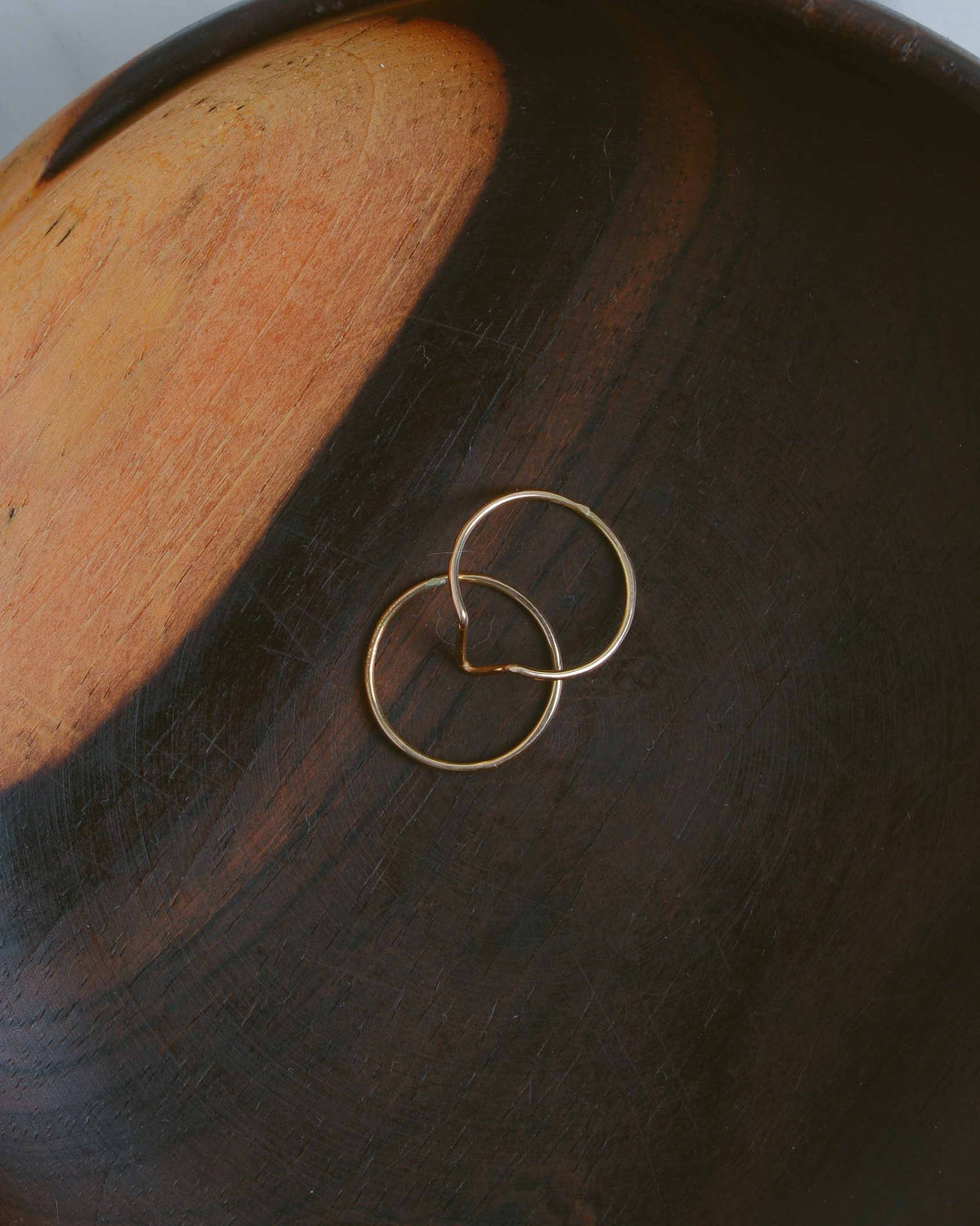 14k Gold Wayfinder Ring Set