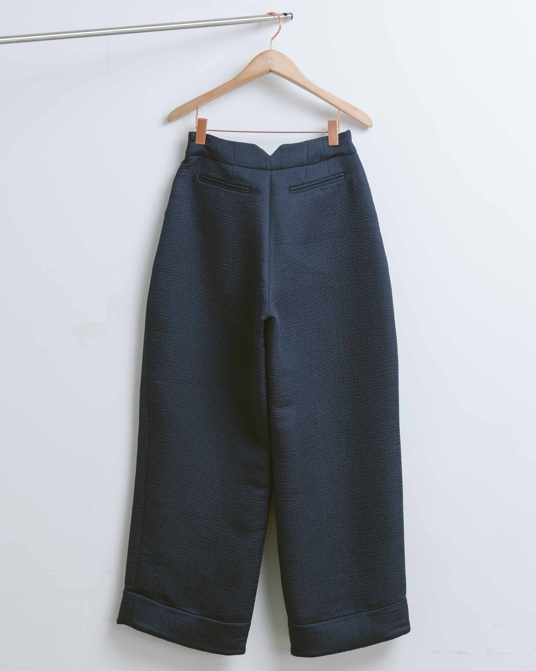 Midnight Wide Leg Pants