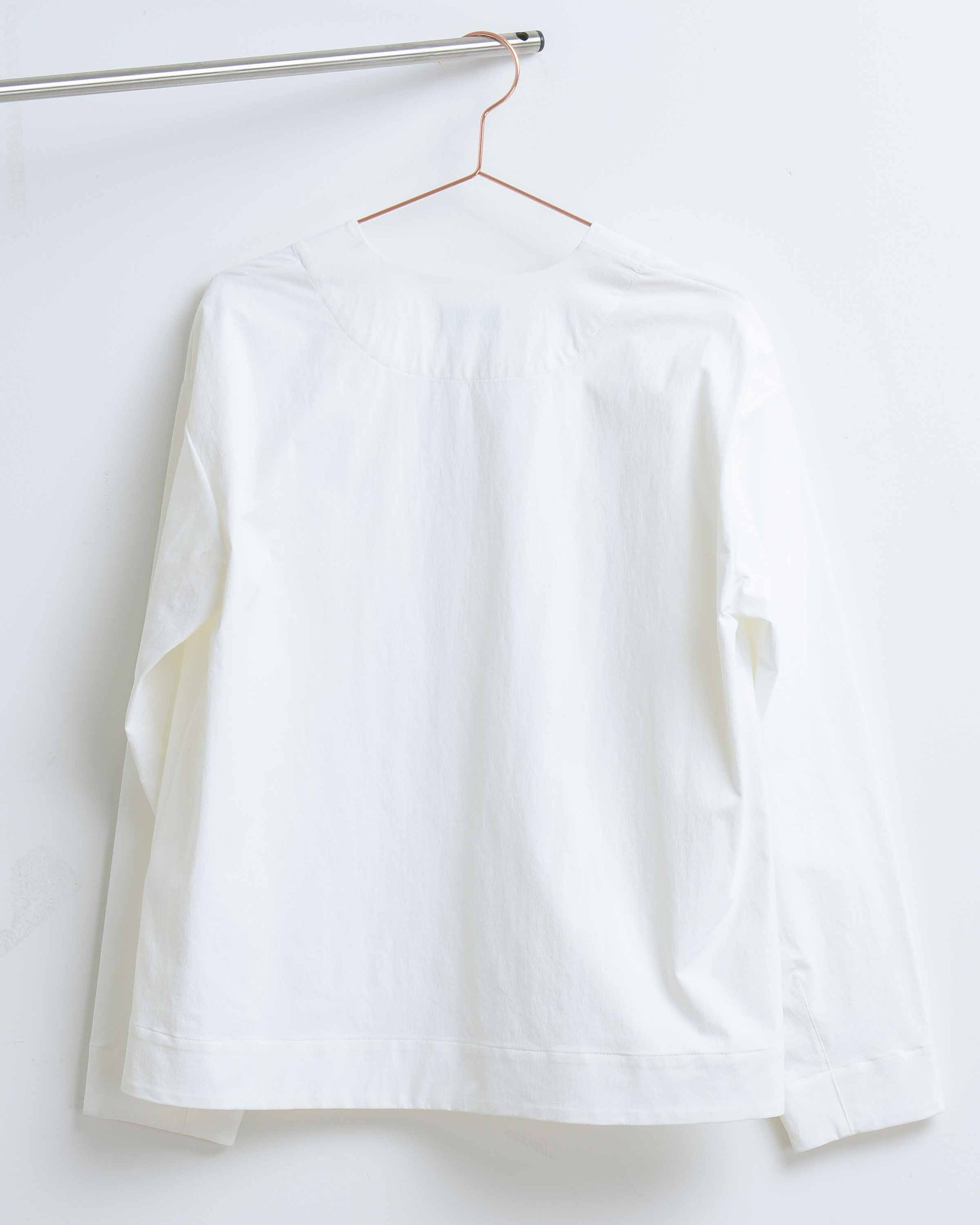 White Work Tunic